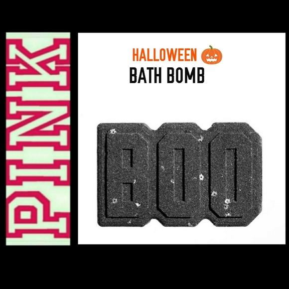 NEW VICTORIA'S SECRET PINK HALLOWEEN BOO BATH BOMB